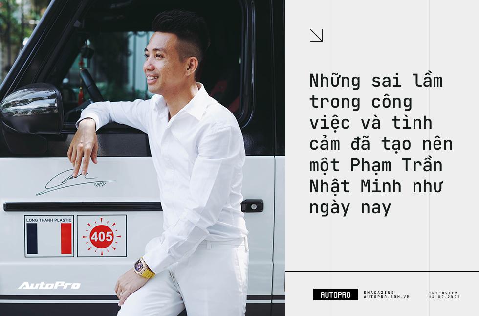 Doanh nhân Phạm Trần Nhật Minh: Tôi từng nhận lương 3 triệu/tháng, nhưng xe 10 tỷ đối với tôi giờ quá dễ dàng - Ảnh 16.