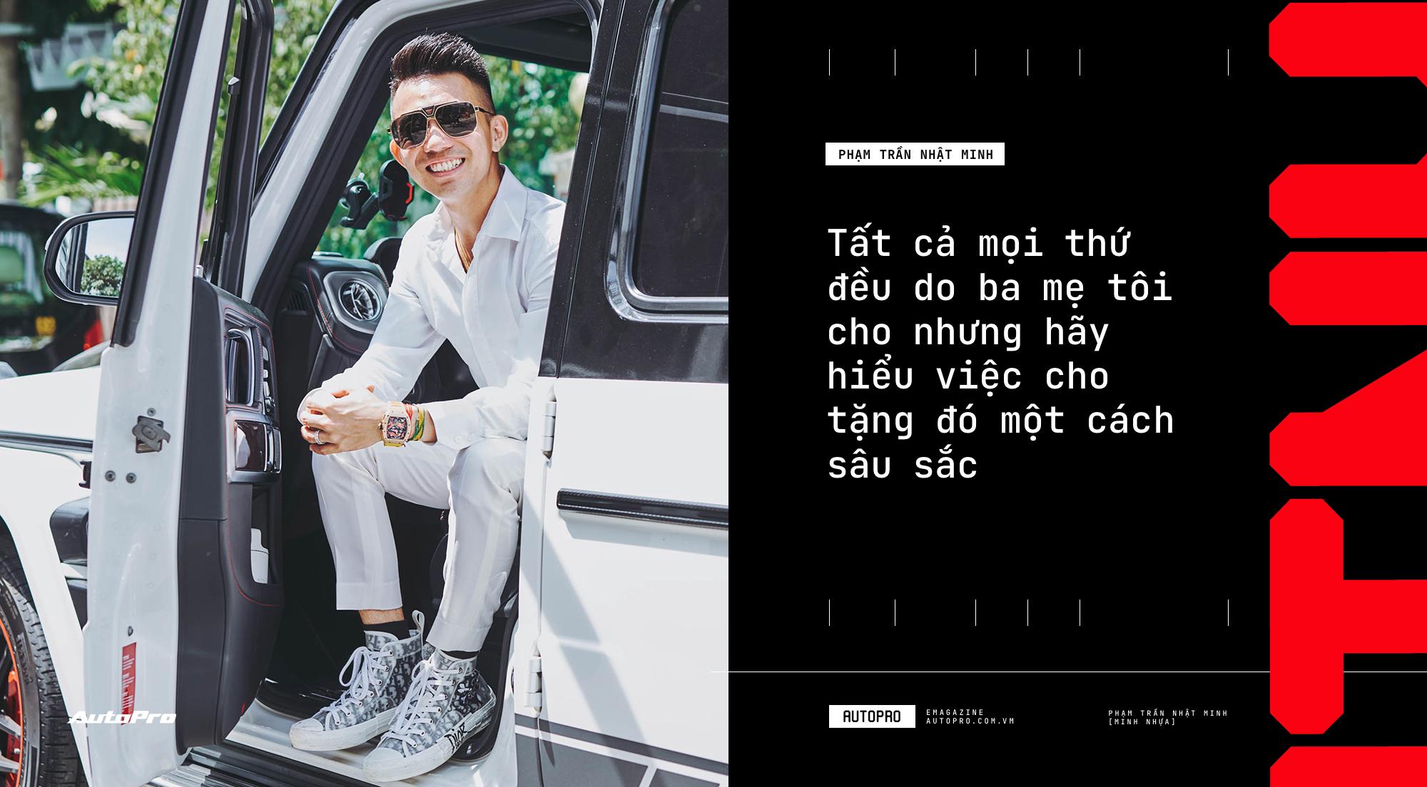 Doanh nhân Phạm Trần Nhật Minh: Tôi từng nhận lương 3 triệu/tháng, nhưng xe 10 tỷ đối với tôi giờ quá dễ dàng - Ảnh 19.