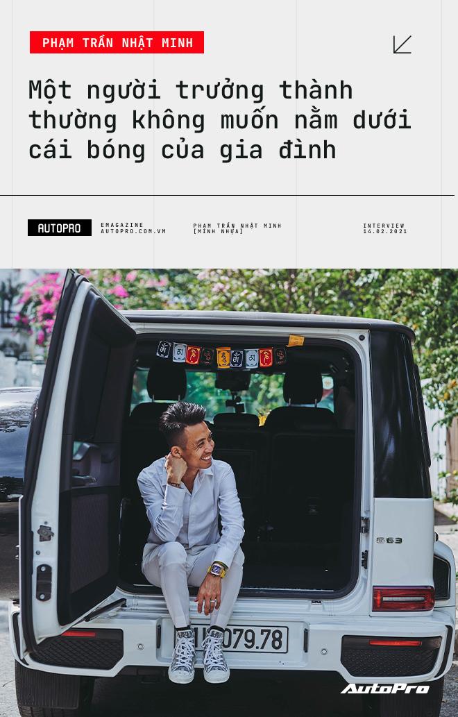 Doanh nhân Phạm Trần Nhật Minh: 'Xe 7 hay 10 tỷ với tôi giờ quá dễ dàng' - Ảnh 21.