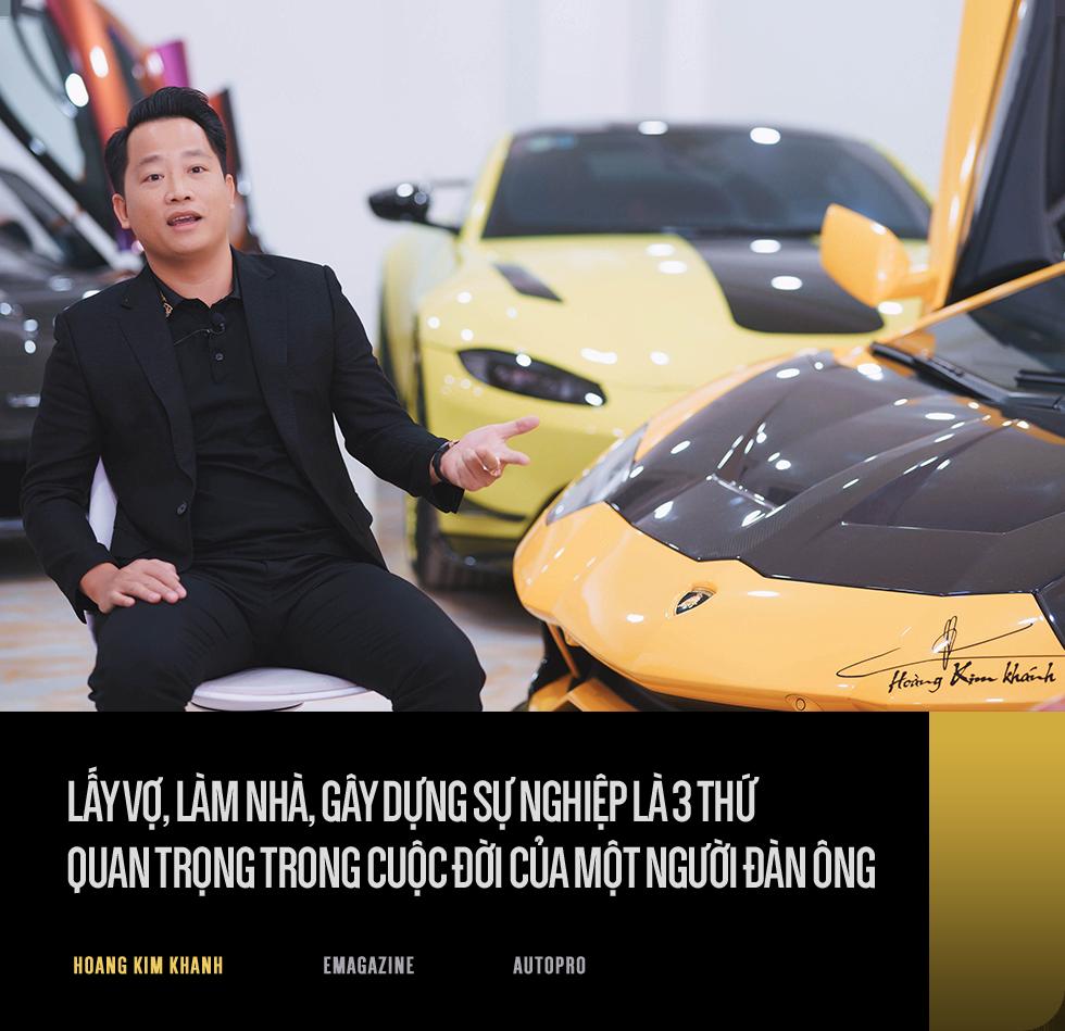 Hoàng Kim Khánh: 'Tôi chơi xe chung thủy, quyết không bán dù là Honda Future nên giờ không nhớ có bao nhiêu chiếc' - Ảnh 4.