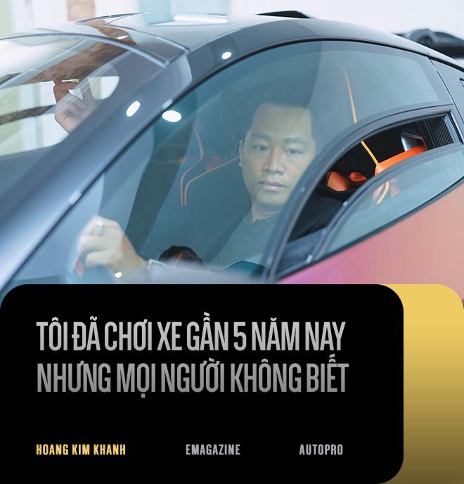Hoàng Kim Khánh: 'Tôi chơi xe chung thủy, quyết không bán dù là Honda Future nên giờ không nhớ có bao nhiêu chiếc' - Ảnh 8.