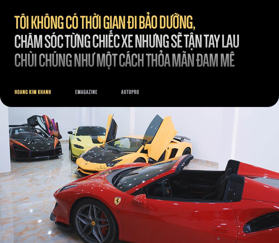 Hoàng Kim Khánh: 'Tôi chơi xe chung thủy, quyết không bán dù là Honda Future nên giờ không nhớ có bao nhiêu chiếc' - Ảnh 31.