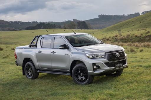 Toyota triệu hồi gần 2.000 chiếc Hilux do lỗi ở hệ thống phanh - Ảnh 1.
