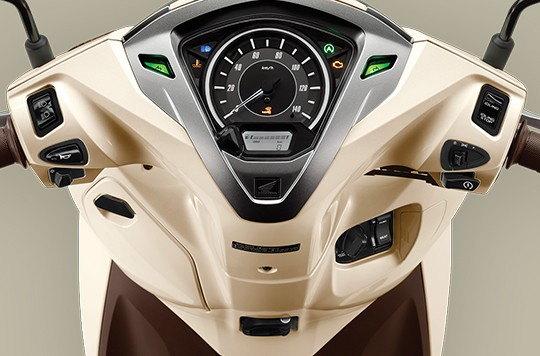 Honda Lead có giá bán bất ngờ sau Tết 'vượt mặt' Honda Vision, Air Blade - Ảnh 4.