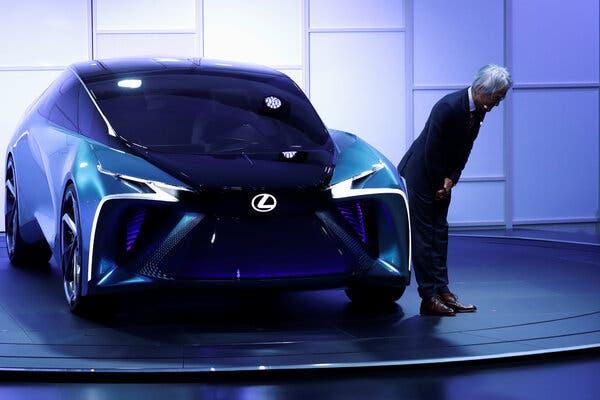 Sản xuất ô tô truyền thống đã qua thời hoàng kim, tại sao Nhật Bản vẫn chần chừ khi bước vào thị trường xe điện?  - Ảnh 2.