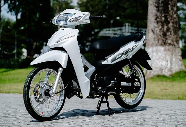 Sau Honda SH, Vision, giá xe Honda Wave Alpha chênh kỷ lục khiến khách Việt ngớ người - Ảnh 3.