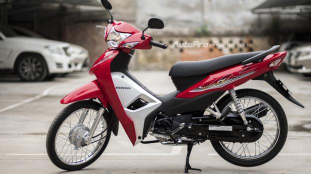 Sau Honda SH, Vision, giá xe Honda Wave Alpha chênh kỷ lục khiến khách Việt ngớ người - Ảnh 1.