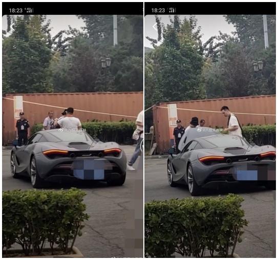 Phú nhị đại Trung Quốc: Đẹp trai như tài tử, lái siêu xe McLaren 720S đi làm nhưng vẫn ở nhà thuê, tiết kiệm tới mức bị chê là đệ nhất keo kiệt - Ảnh 2.