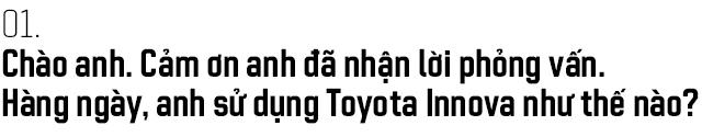Dùng 3 đời Toyota Innova làm dịch vụ, 'bào' đến 700.000 km, người dùng đánh giá: 'Chạy lâu, xa, chở nhiều người mới thấy giá trị' - Ảnh 3.