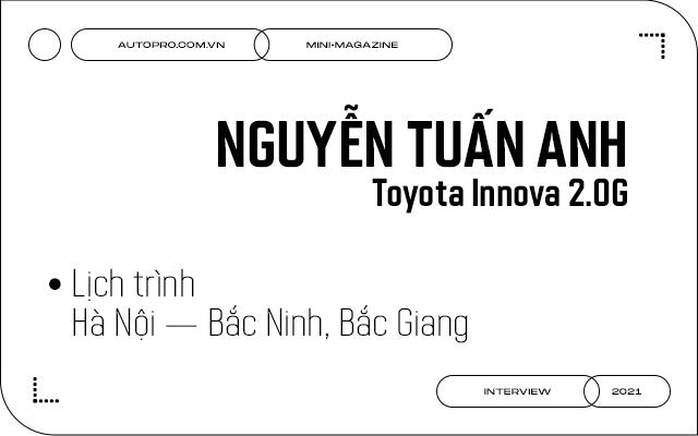 Dùng 3 đời Toyota Innova làm dịch vụ, 'bào' đến 700.000 km, người dùng đánh giá: 'Chạy lâu, xa, chở nhiều người mới thấy giá trị' - Ảnh 1.