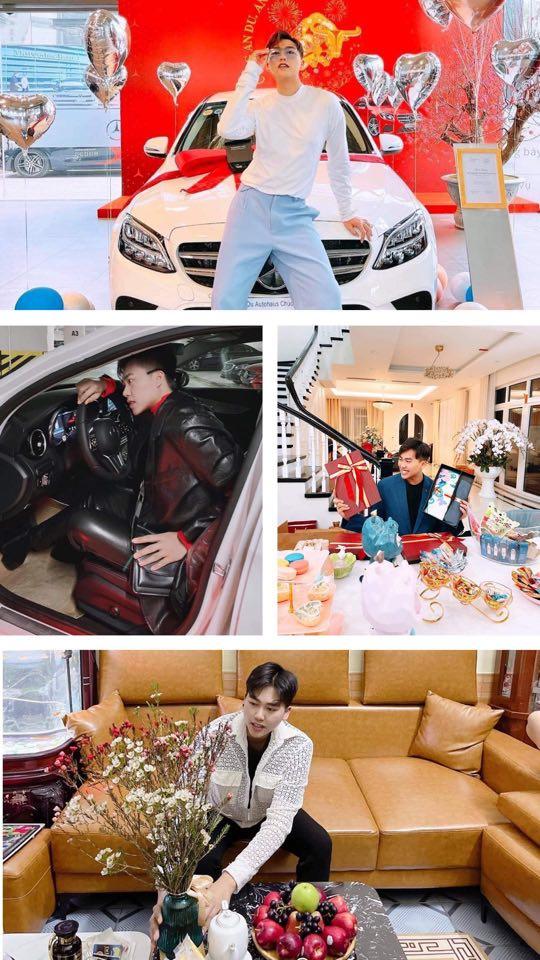 An cư tậu Mẹc, nhà văn 9X Hà Nội mua Mercedes-Benz trả thẳng một lần sau khi mua 2 căn nhà và xe hơi tặng bố - Ảnh 4.