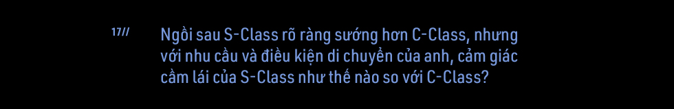Cuộc sống kín tiếng sau vô lăng 'Mẹc S' của đại gia Việt: Làm 100 đồng, chỉ tiêu 5 đồng - Ảnh 28.