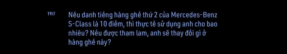 Cuộc sống kín tiếng sau vô lăng 'Mẹc S' của đại gia Việt: Làm 100 đồng, chỉ tiêu 5 đồng - Ảnh 31.