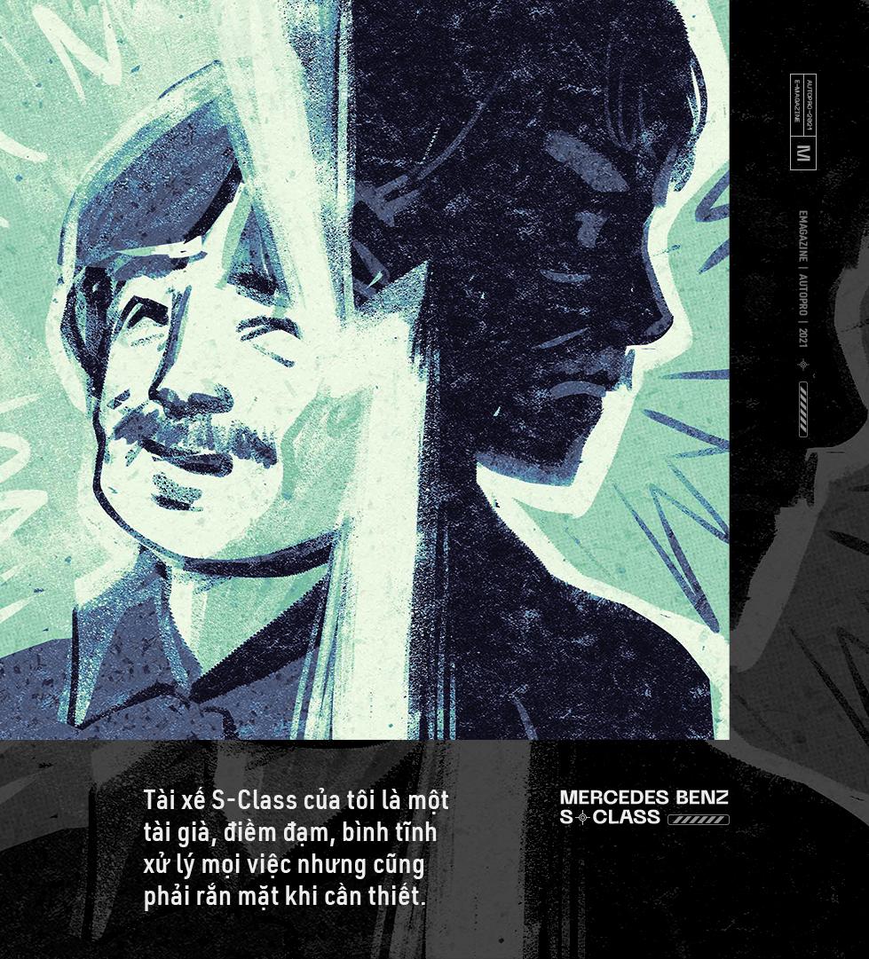 Cuộc sống kín tiếng sau vô lăng 'Mẹc S' của đại gia Việt: Làm 100 đồng, chỉ tiêu 5 đồng - Ảnh 21.