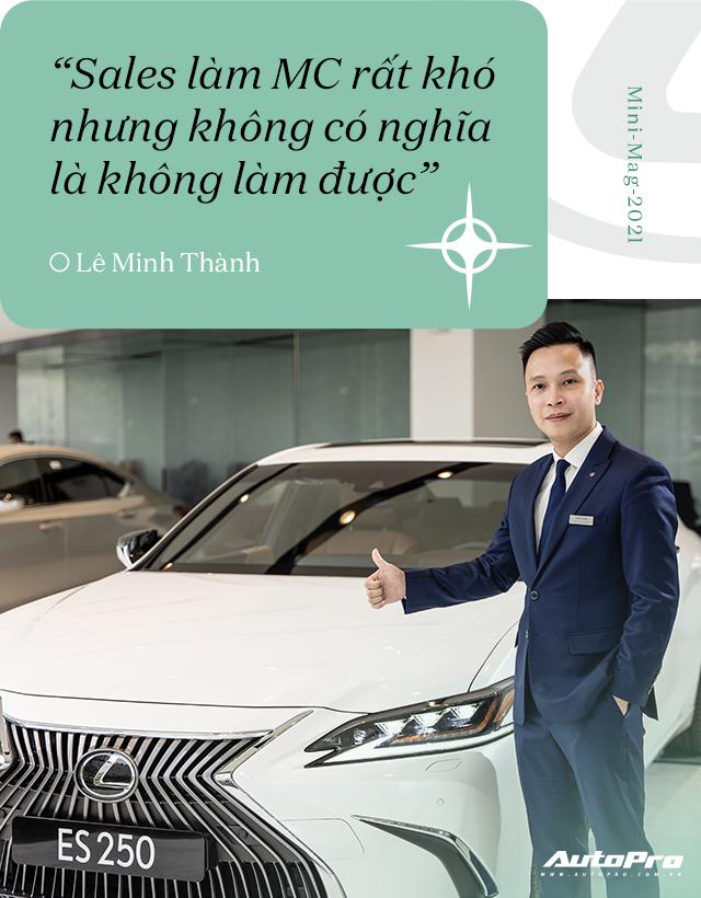 Gặp salesman bán nhiều Lexus nhất Việt Nam, được khách nữ đón bằng LX 570, tiếp như nguyên thủ - Ảnh 10.