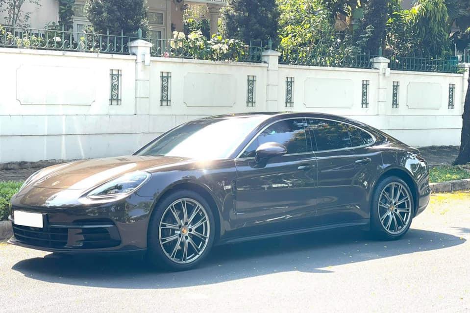 Trải nghiệm Porsche Panamera 10.000km, đại gia Việt rao bán với giá rẻ hơn 1 tỷ đồng