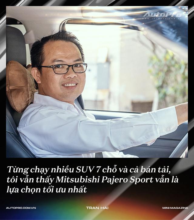 Xuyên Việt 5.300km với Mitsubishi Pajero Sport, người dùng đánh giá: Chưa đủ đã nhưng hợp nhu cầu - Ảnh 4.