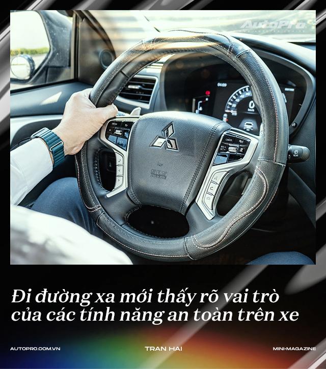 Xuyên Việt 5.300km với Mitsubishi Pajero Sport, người dùng đánh giá: Chưa đủ đã nhưng hợp nhu cầu - Ảnh 7.