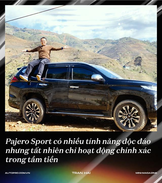 Xuyên Việt 5.300km với Mitsubishi Pajero Sport, người dùng đánh giá: Chưa đủ đã nhưng hợp nhu cầu - Ảnh 17.
