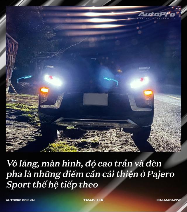 Xuyên Việt 5.300km với Mitsubishi Pajero Sport, người dùng đánh giá: Chưa đủ đã nhưng hợp nhu cầu - Ảnh 19.