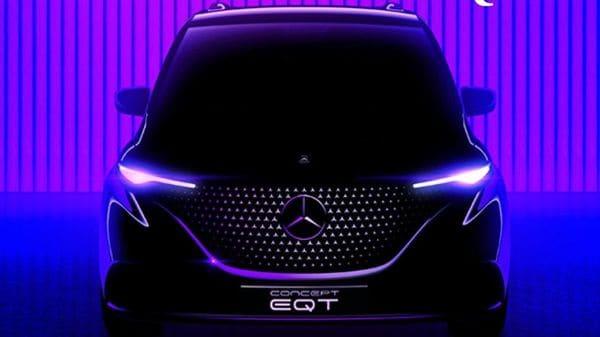 Hé lộ Mercedes-Benz T-Class và EQT - Minivan hoàn toàn mới cho gia đình - Ảnh 1.