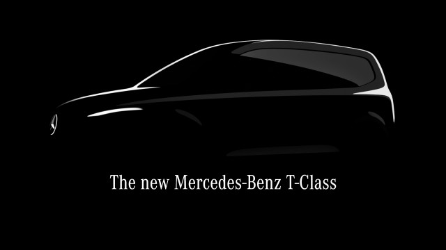 Hé lộ Mercedes-Benz T-Class và EQT - Minivan hoàn toàn mới cho gia đình - Ảnh 2.