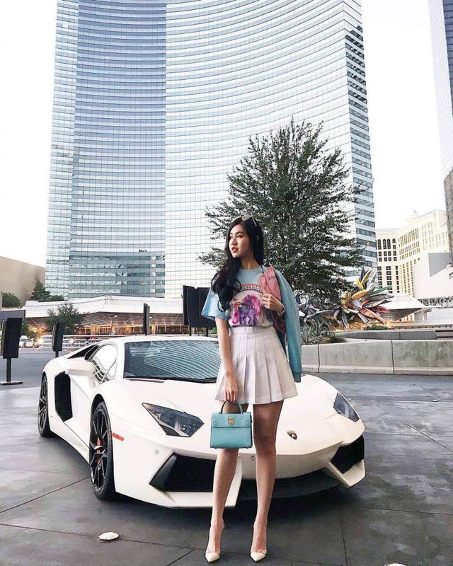 Đầu bảng trong giới con nhà giàu Việt - con gái ông trùm buôn xe Sài Gòn: Lên báo Mỹ vì quá giàu, nối nghiệp kinh doanh của cha, thu nhập sương sương gây chóng mặt - Ảnh 9.
