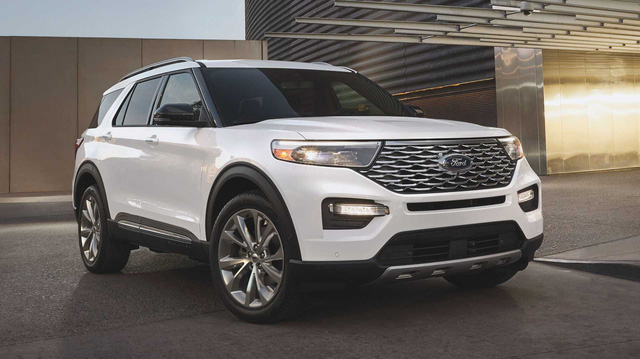Ford Explorer 2021 lỡ hẹn với khách Việt, Hyundai Palisade thêm cơ hội tỏa sáng - Ảnh 1.