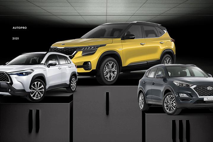 SUV đô thị tháng 4/2021: Seltos và Corolla Cross bán 'lên đỉnh', bỏ xa Kona