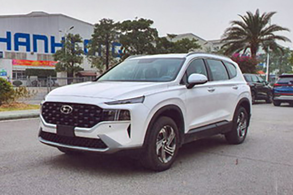 Lộ trang bị Hyundai Santa Fe 2021 sắp ra mắt Việt Nam: Nhiều công nghệ lần đầu xuất hiện, giá dự kiến tăng mạnh