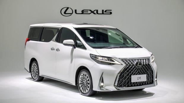 Ra mắt Lexus LM 350 tại Việt Nam, giá bán từ 6,8 tỷ đồng cho đại gia thích khác biệt - Ảnh 1.
