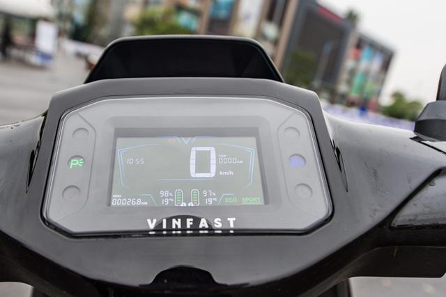 Rò rỉ thêm hình ảnh xe máy điện VinFast Vento trước ngày mở bán, xuất hiện những chi tiết đặc biệt - Ảnh 1.