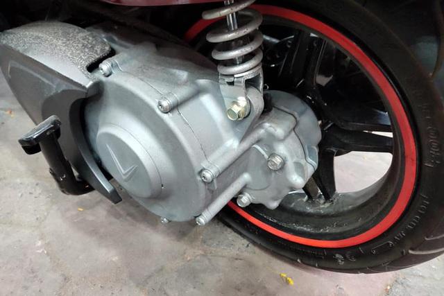 Rò rỉ thêm hình ảnh xe máy điện VinFast Vento trước ngày mở bán, xuất hiện những chi tiết đặc biệt - Ảnh 4.