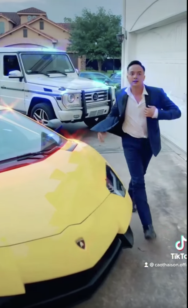 Khoe ảnh chạy siêu xe giữa drama, Cao Thái Sơn bị nhắc nhở vì chi tiết vi phạm luật giao thông, phải vội vàng giải thích - Ảnh 4.