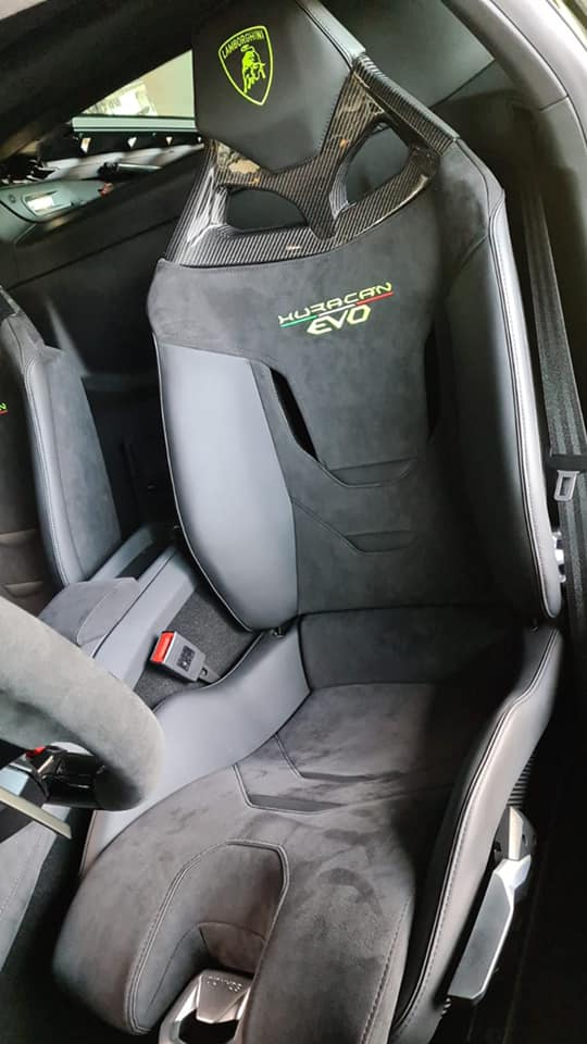 Lamborghini Huracan EVO sắp về Việt Nam sở hữu màu sơn xanh lá nhám không đụng hàng - Ảnh 5.