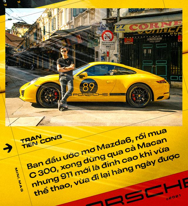8x Hà Nội tự tay nâng cấp Porsche 911: Bỏ gần 5 tỷ lấy xác xe, chi 2,5 tỷ lên đời xe mới, tốn 'học phí' cả trăm triệu đồng - Ảnh 4.