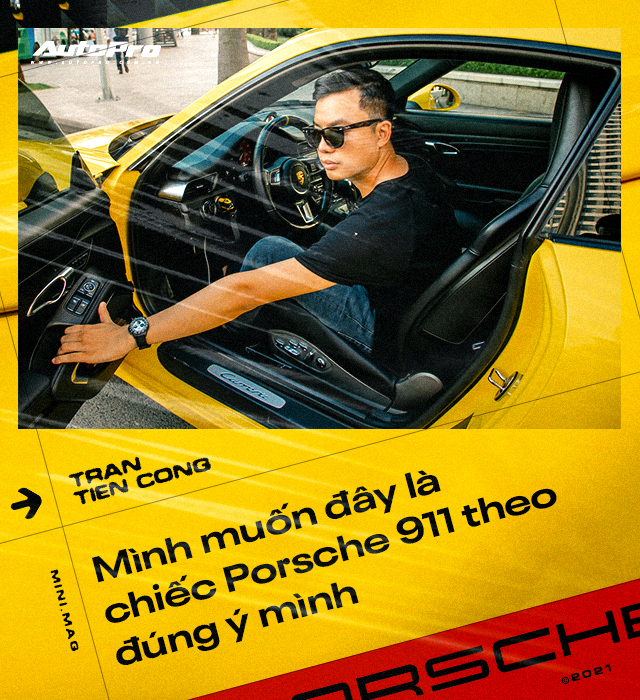8x Hà Nội tự tay nâng cấp Porsche 911: Bỏ gần 5 tỷ lấy xác xe, chi 2,5 tỷ lên đời xe mới, tốn 'học phí' cả trăm triệu đồng - Ảnh 10.