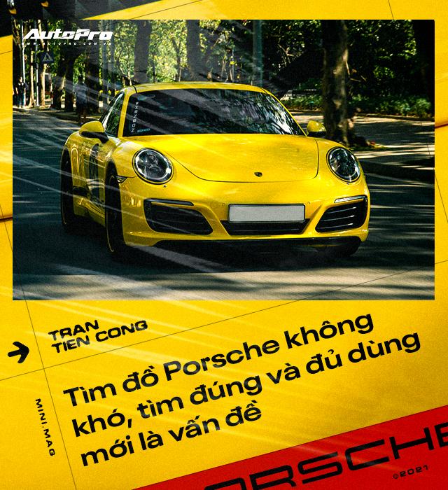 8x Hà Nội tự tay nâng cấp Porsche 911: Bỏ gần 5 tỷ lấy xác xe, chi 2,5 tỷ lên đời xe mới, tốn 'học phí' cả trăm triệu đồng - Ảnh 17.