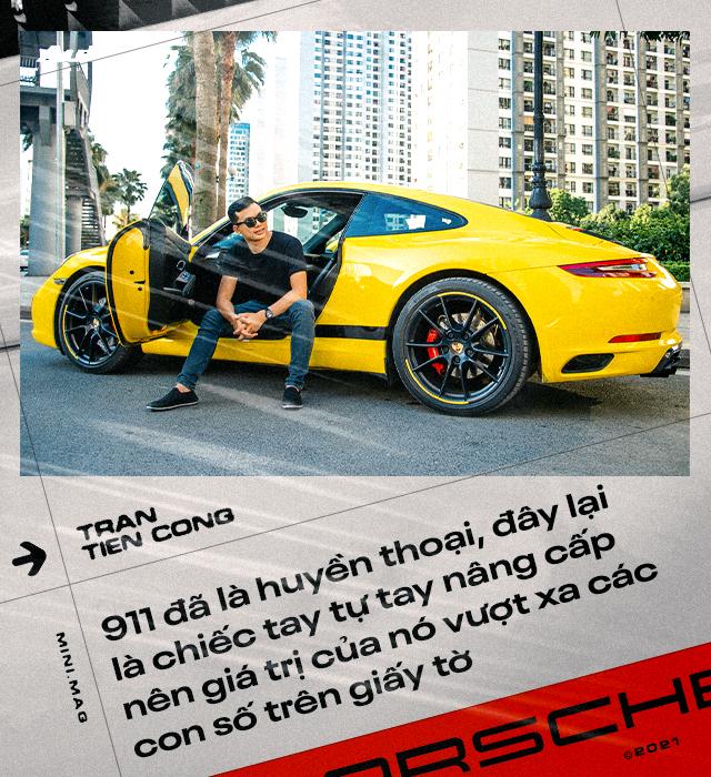 8x Hà Nội tự tay nâng cấp Porsche 911: Bỏ gần 5 tỷ lấy xác xe, chi 2,5 tỷ lên đời xe mới, tốn 'học phí' cả trăm triệu đồng - Ảnh 20.