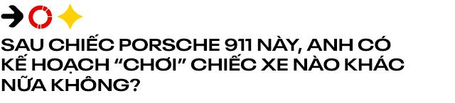 8x Hà Nội tự tay nâng cấp Porsche 911: Bỏ gần 5 tỷ lấy xác xe, chi 2,5 tỷ lên đời xe mới, tốn 'học phí' cả trăm triệu đồng - Ảnh 21.