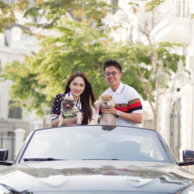 Hành trình lăn bánh của xe sang 8 tỷ Matt Liu tặng Hương Giang, thị phi cỡ nào mà ai cũng nói bán là đúng? - Ảnh 1.