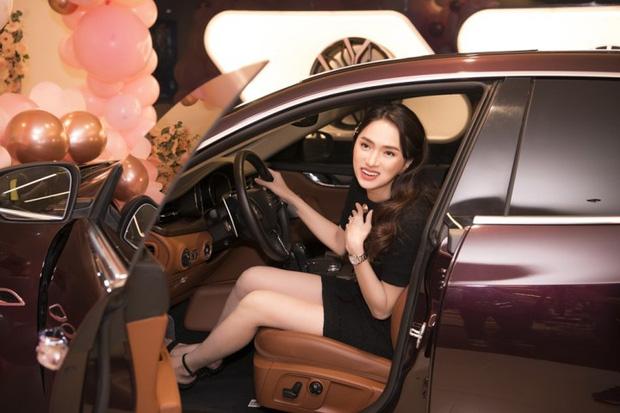Hành trình lăn bánh của xe sang 8 tỷ Matt Liu tặng Hương Giang, thị phi cỡ nào mà ai cũng nói bán là đúng? - Ảnh 7.
