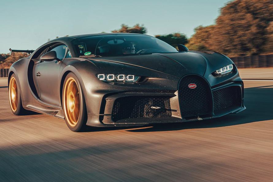 Bugatti được bán cho Porsche nhưng tin đồn về mẫu xe mới là điều có thể làm các fan tiếc nuối