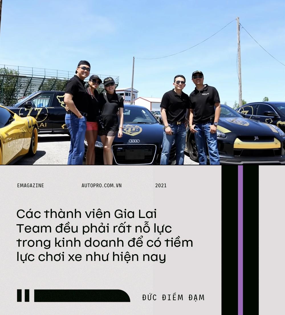 Đức Điềm Đạm: Từ lau dọn 3 USD/giờ tới sở hữu dàn xe 1,5 triệu USD, hé lộ hành trình siêu xe ở Việt Nam - Ảnh 15.