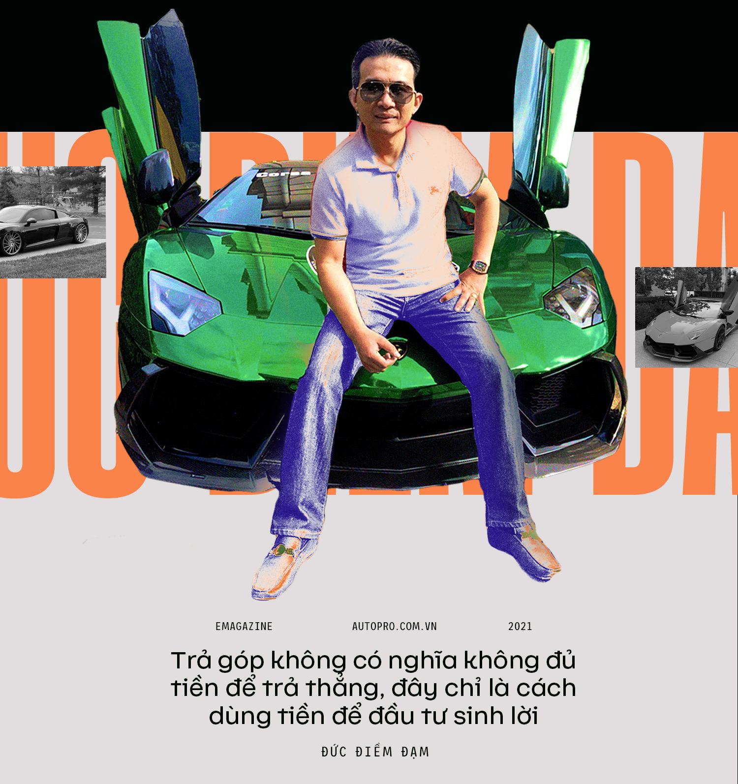 Đức Điềm Đạm: Từ lau dọn 3 USD/giờ tới sở hữu dàn xe 1,5 triệu USD, hé lộ hành trình siêu xe ở Việt Nam - Ảnh 6.