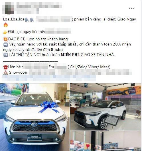 Xu hướng mua, bán ô tô trực tuyến ở Việt Nam - Ảnh 2.