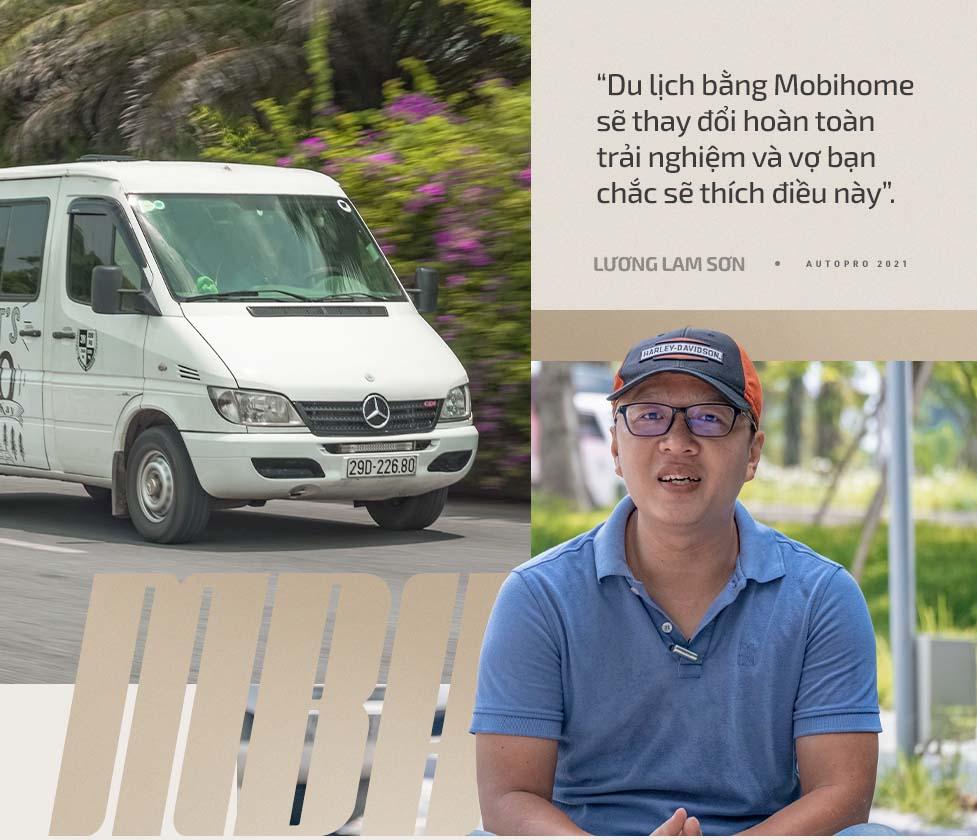 Giấu vợ mua 'Mẹc' cũ về độ Mobihome, doanh nhân 8x Hà Nội chia sẻ: Không cần phải giàu để 'chơi' vì đây là khoản đầu tư có lãi - Ảnh 4.