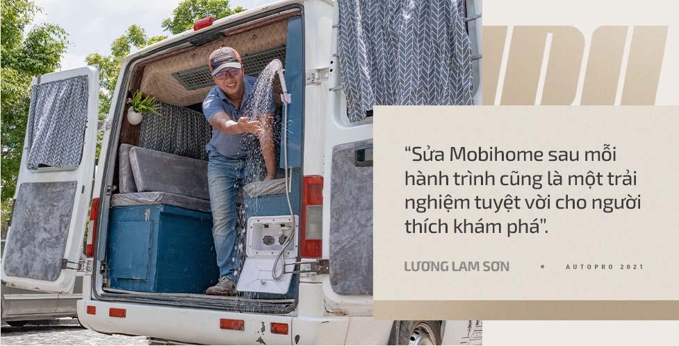Giấu vợ mua 'Mẹc' cũ về độ Mobihome, doanh nhân 8x Hà Nội chia sẻ: Không cần phải giàu để 'chơi' vì đây là khoản đầu tư có lãi - Ảnh 14.