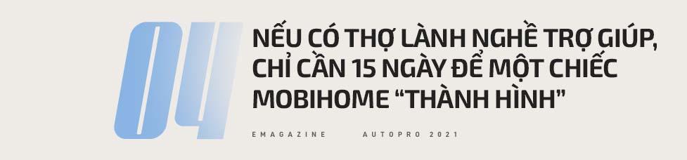 Giấu vợ mua 'Mẹc' cũ về độ Mobihome, doanh nhân 8x Hà Nội chia sẻ: Không cần phải giàu để 'chơi' vì đây là khoản đầu tư có lãi - Ảnh 7.