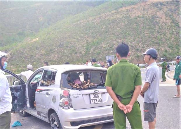 Từ Đà Nẵng vào Quảng Nam cướp ô tô rồi tự gây tai nạn trên đường bỏ chạy - Ảnh 1.